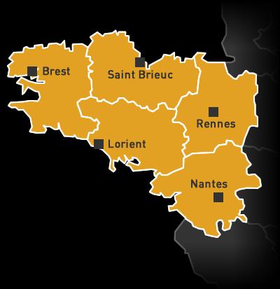 DJ mariage Bretagne : 56, 29, 35, 22, 44